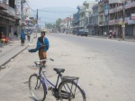 Streets clear, Bandha